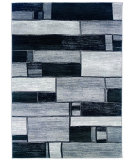 RugStudio presents LR Resources Adana LR80913 Charcoal Machine Woven, Good Quality Area Rug
